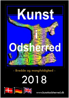 Kunst i Odsherred - folder 2018